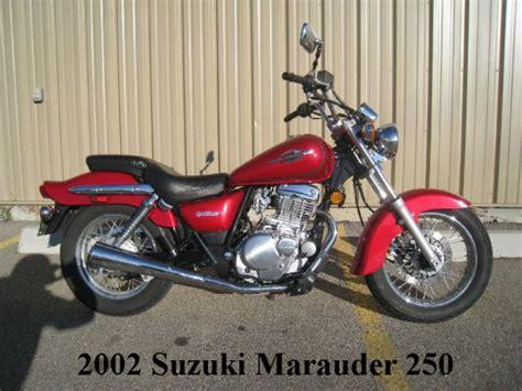 2002 Suzuki Gz250 2002 Suzuki Gz 250
