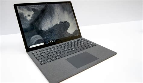 surface laptop 2 surface laptop 2 microsoft unveils surface pro 6 killer with 13 5 hour battery