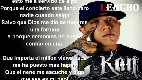 c kan con frases c kan ayer hoy y ma 241 ana letra youtube