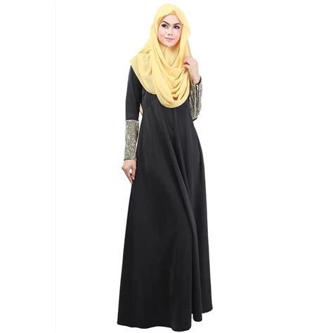 Dress Koran fashion abaya koran muslim kaftan burqa sleeve
