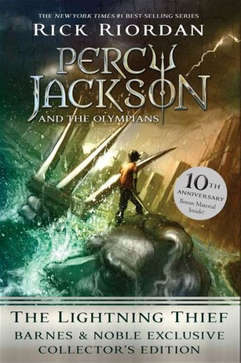 libro the stormcaller collectors tenth libros lectureka percy jackson cumple una d 233 cada