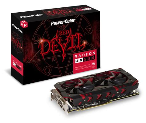 Powercolor Rx 570 8gb Ddr5 the amd radeon rx 580 rx 570 review a second path to polaris