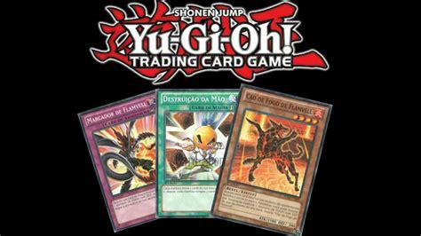 otaku cabeludo meu deck de yu gi oh meu deck fire king de yu gi oh youtube