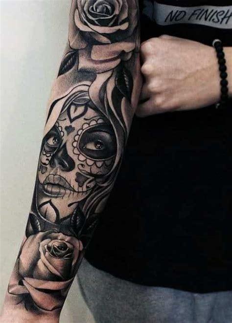 imagenes no realistas con su significado 60 tatuajes de catrinas dise 241 os significados y su