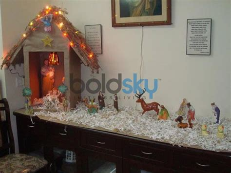 best christmas crib design decorate crib for your home boldsky