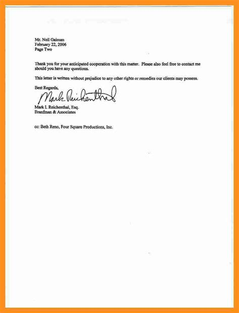 Sample Resumer by 3 Basic Two Weeks Notice Letter Scholarship Letter