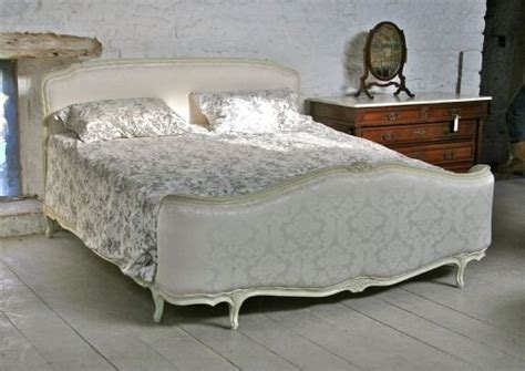 White Bedsteads King Size by Big Beds Antique Beds Antique Fabric Beds Antique