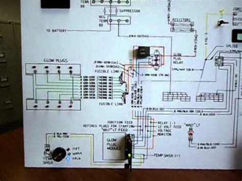 m1009 glow wiring diagram m1009 free engine image