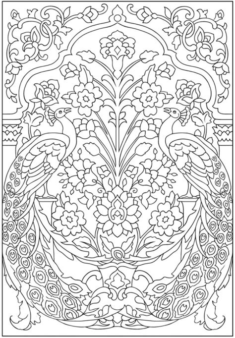 mindfulness colouring book secret garden 8 free printable mindful colouring pages miss caly