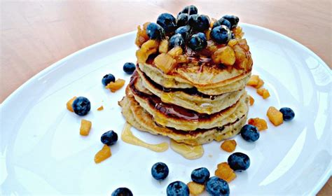 Cooking The Cover Bon Apptits Blueberry Pancakes by Blueberry Quince Pancakes Bourgeois Essence