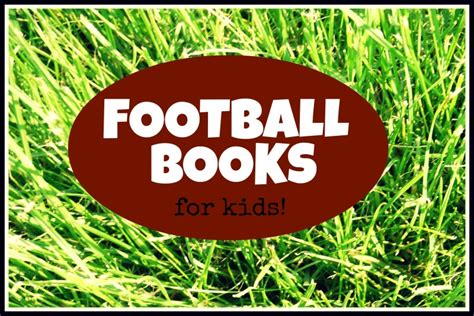 football picture books football books for play dr