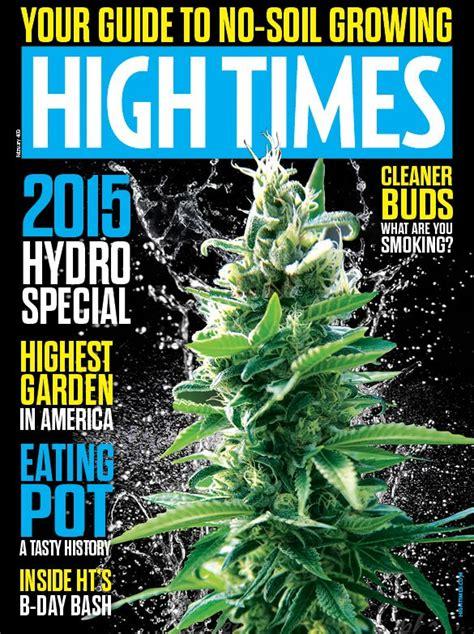 High Times Magazine Thc Detox by Privacy Policy Vidalia La