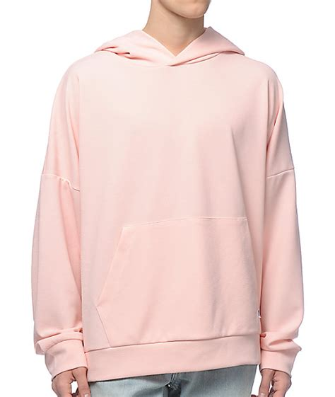 light pink chion sweatshirt eptm summer liverpool light pink hoodie zumiez
