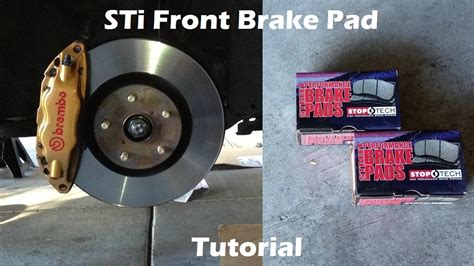 remove brake rotor 1988 subaru justy change front break pads on a 1993 subaru legacy how to