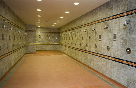 Locker Room Shower by Locker Room Showers Flickr Photo