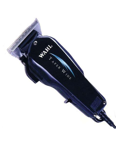 wahl clippers wahl taper wide clipper barber depot