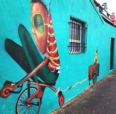 die  besten bilder von street art leipzig lustige