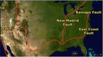 map fault lines united states east coast of america fault line heaven awaits