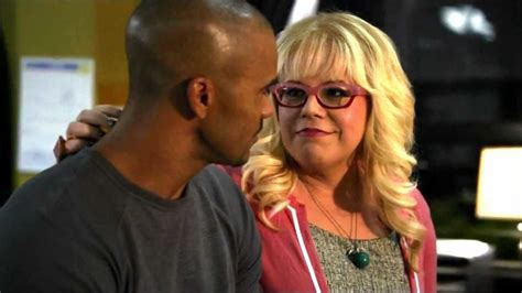 there s my penelope garcia and derek
