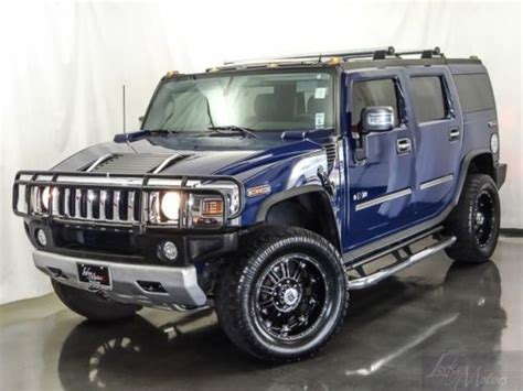how cars work for dummies 2008 hummer h2 engine control find used 2008 hummer h2 awd in villa park illinois united states for us 29 889 00