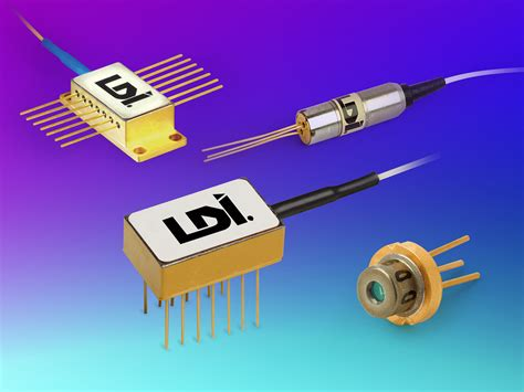 laser diode modules laser diode module for reflectometers analyzers