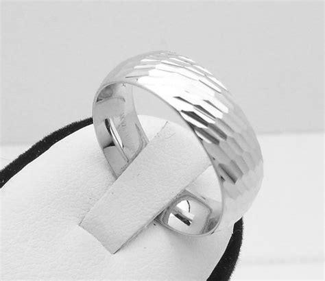 qvc mens wedding bands epiphany platinum clad silver wedding band ring qvc ebay