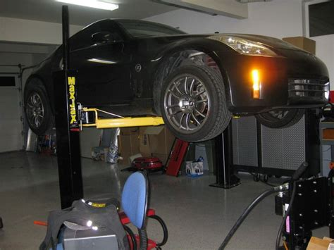 ceiling height for car lift 1000 images about lifts on posts cars and garage