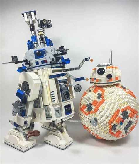 lego bb8 lego wars r2d2 and bb8 lego designs