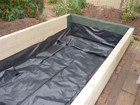 garden bed liner the 25 best plastic pond liner ideas on pinterest pond