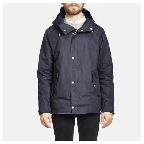 Jaket Reglan makia clothing makia jackets makia raglan jacket navy