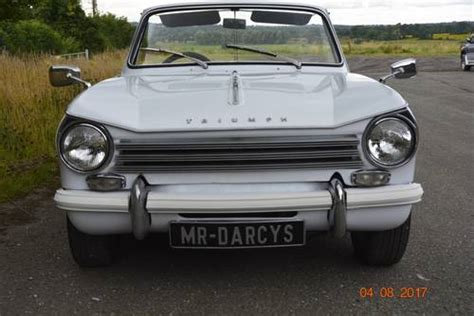 triumph herald for sale triumph herald convertible for sale 1971 on car and