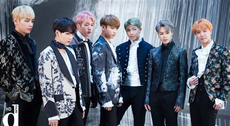 bts korean boy band bts blood sweat tears printed suits kpop korean hair