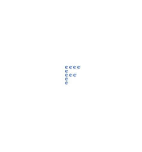 stickers lettere lettere stickers quot f quot ingrocartnew