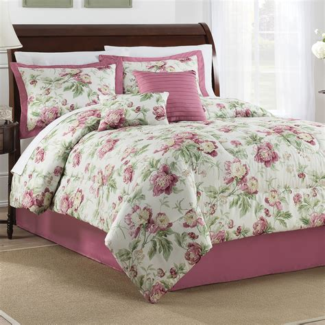 waverly bedding sets traditions by waverly forever yours berry 6 piece