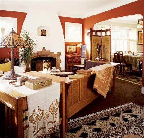 Nouveau Living Room by Nouveau Charm In A Bungalow House