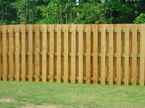 wood fence backyard wooden yard fences fences