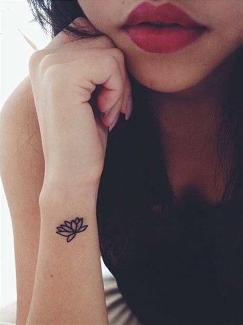 minimalist tattoo on wrist 70 simple and small minimalist tattoos design ideas