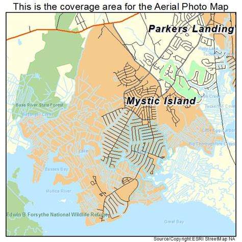 Nj Search Map Of Mystic Island Nj Search Engine At Search