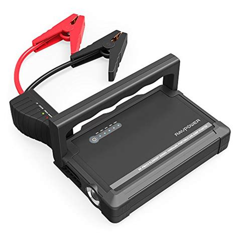 closeout now ravpower 18000mah car jump starter with car