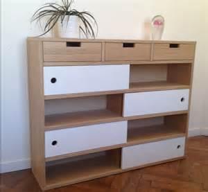meuble console 224 3 tiroirs et 4 233 tag 232 res avec portes