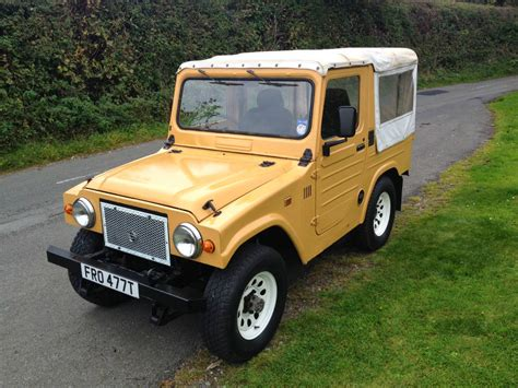 daihatsu jeep 1979 daihatsu taft f20 canvas soft top auto restorationice