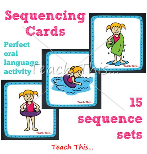 printable sequencing games sequencing cards fun printable classroom games and