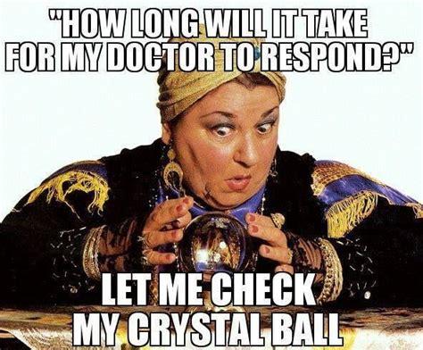 Crystal Ball Meme - let me check my crystal ball my crazy nursing life