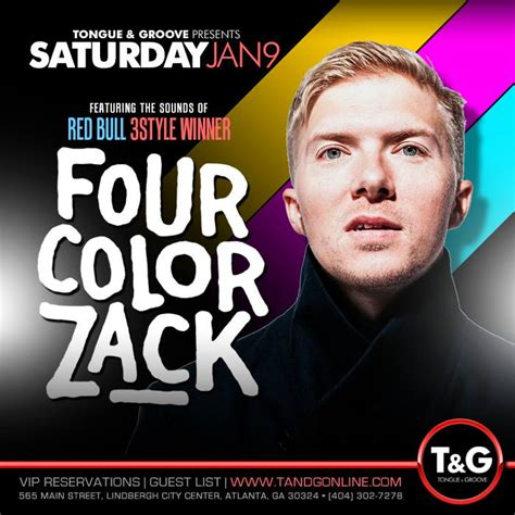 four color zack tng saturdays featuring redbull 3 style winner dj four