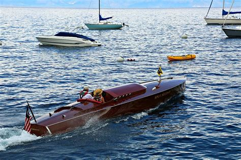 lake tahoe race boats vintage boat event season is upon us local freshies be