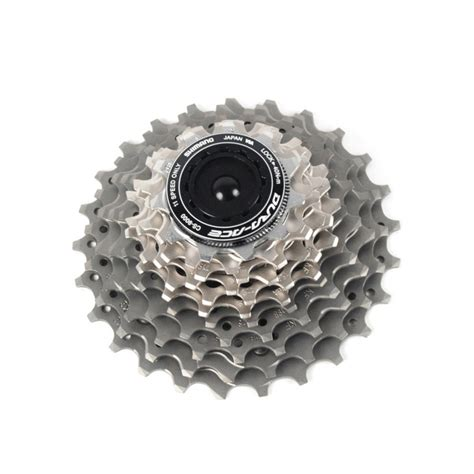 dura ace 11 speed cassette shimano dura ace cassette cs 9000 11 speed primeau v 233 lo