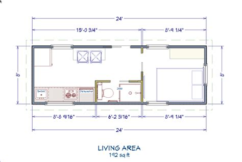 home design 8x16 home design 8x16 home design 8x16 8 16 tiny house plan