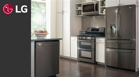 lg kitchen appliance packages lg kitchen package offer refrigerator and stove packages