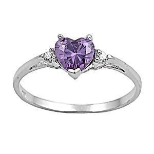 purple promise ring for oakley