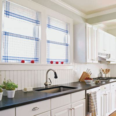 protect walls with an easy to clean backsplash 21 quick
